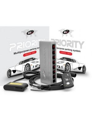 AntiLaser - AL Priority Set - kompletter Laserschutz - gesamter Lieferumfang