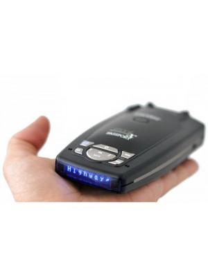 Escort Passport 9500iX - GPS Europa Radarwarner - Größenvergleich