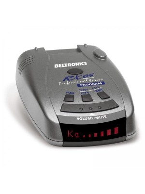 Beltronics RX65e Professional Series Europa Version - Frontansicht