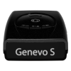 Genevo One S Black Edition - mobiler Radarwarner - Frontansicht