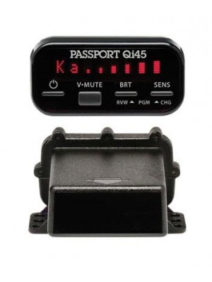 Escort Passport Qi45 Europaversion - Radarwarner Festeinbau - Lieferumfang