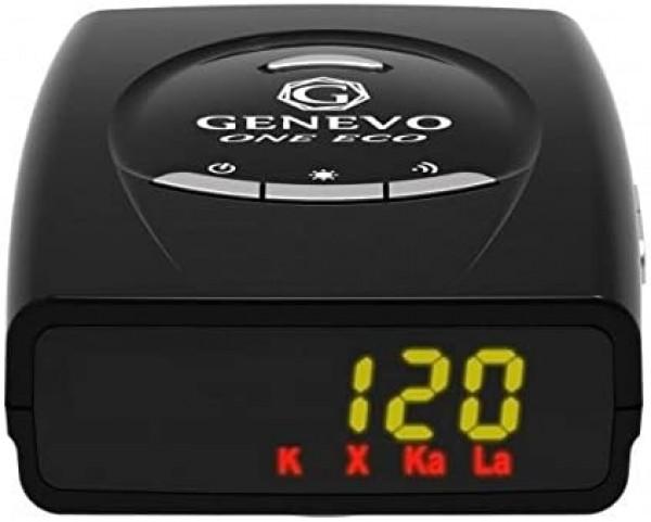 GENEVO ONE eco - der güngstige Radarwarner unter 170! - Vorführgerät