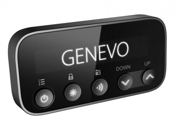 Genevo Assist - Einbau Radarwarner Komplettsystem - Display
