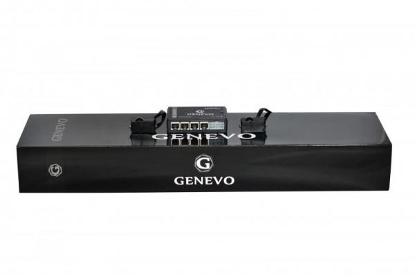 Genevo FF - unsichtbarer Laserschutz fürs Nummernschild - Steuereinheit und Sensoren