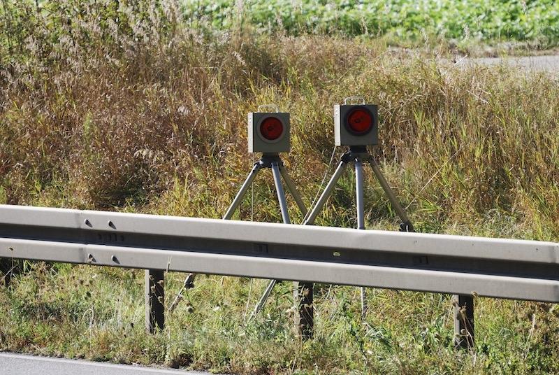Radarwarner Ratgeber - Mobile Radarfalle - die am häufigsten eingesetzte Geschwindigkeitsmessmethode.